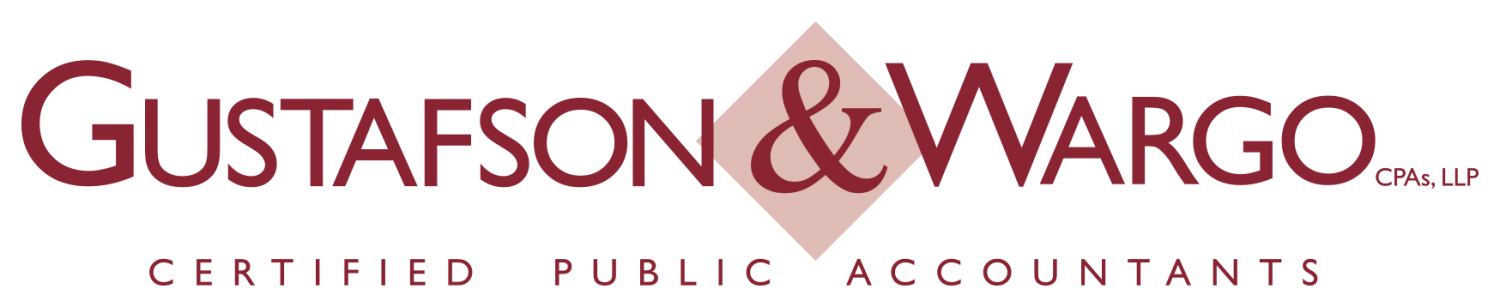 Gustafson & Wargo, CPAs, Tax Accounting